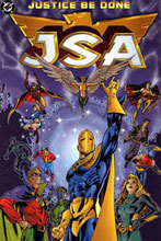 Image: JSA Vol. 01: Justice Be Done SC  - DC Comics