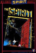 Image: Will Eisner's Spirit Archives Vol. 01 HC  - DC Comics