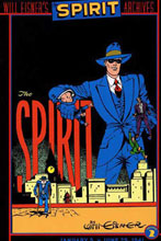 Image: Will Eisner's Spirit Archives Vol. 02 HC  - DC Comics