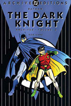 Image: Batman: Dark Knight Archives Vol. 03 HC  - DC Comics