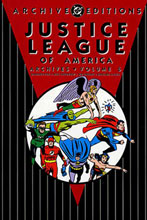 Image: Justice League of America Archives Vol. 06 HC  - DC Comics