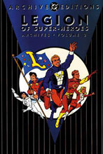 Image: Legion of Super-Heroes Archives Vol. 03 HC