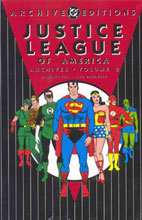 Image: Justice League of America Archives Vol. 02 HC  - DC Comics
