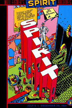 Image: Will Eisner's Spirit Archives Vol. 03 HC  - DC Comics