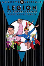 Image: Legion of Super-Heroes Archives Vol. 04 HC