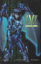 Image: Eve Protomecha Vol. 01: Sins of the Daughter SC  - Image Comics
