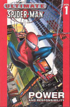 Image: Ultimate Spider-Man Vol. 01: Power & Responsibility SC  - Marvel Comics