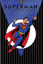 Image: Superman: The Action Comics Archives Vol. 03 HC