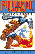 Image: Fantastic Four Visionaries: John Byrne Vol. 01 SC  - Marvel Comics
