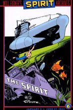 Image: Will Eisner's Spirit Archives Vol. 06 HC  - DC Comics