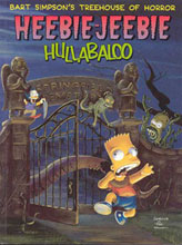 Image: Bart Simpson's Treehouse of Horror SC  - Bongo Comics