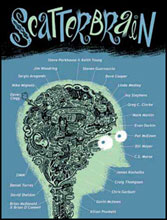 Image: Scatterbrain Collection HC  - Dark Horse Comics