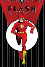 Image: Flash Archives Vol. 03 HC  - DC Comics