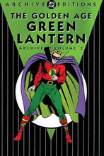 Image: Golden Age Green Lantern Archives Vol. 02 HC