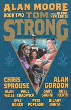 Image: Tom Strong Book Two HC  - DC Comics