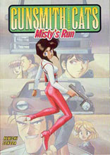 Image: Gunsmith Cats Vol. 09: Misty's Run SC  - Dark Horse Comics