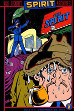 Image: Will Eisner's Spirit Archives Vol. 07 HC  - DC Comics