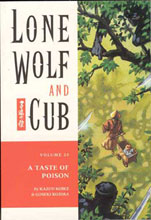 Image: Lone Wolf & Cub Vol. 20: A Taste of Poison SC  - Dark Horse Comics
