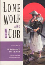 Image: Lone Wolf & Cub Vol. 21: Frangrance of Death SC  - Dark Horse Comics