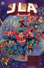 Image: JLA Vol. 06: World War Three SC  - DC Comics