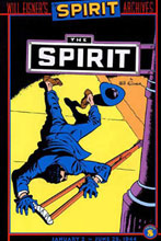 Image: Will Eisner's Spirit Archives Vol. 08 HC  - DC Comics