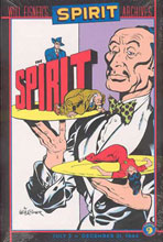 Image: Will Eisner's Spirit Archives Vol. 09 HC  - DC Comics