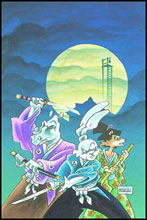 Image: Usagi Yojimbo: The Shrouded Moon SC  - Dark Horse Comics