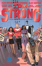 Image: Tom Strong Book One SC  - DC Comics