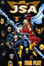 Image: JSA Vol. 04: Fair Play SC  - DC Comics