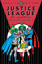 Image: Justice League of America Archives Vol. 08 HC  - DC Comics