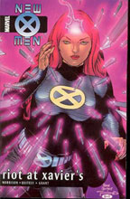 Image: New X-Men Vol. 04: Riot at Xavier's SC  - Marvel Comics