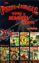 Image: Photo-Journal Guide To Marvel Comics Vol. 03 & 4 Set  - Marvel Comics
