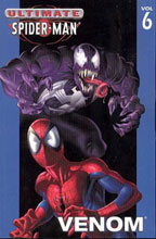 Image: Ultimate Spider-Man Vol. 06: Venom SC  - Marvel Comics