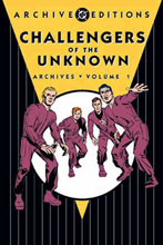 Image: Challengers of the Unknown Archives Vol. 01 HC