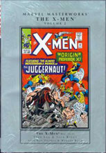 Image: Marvel Masterworks: X-Men Vol. 02 HC  - Marvel Comics