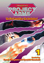 Image: Project Arms Vol. 01: First Revelation Awakenings SC  - Viz Media LLC