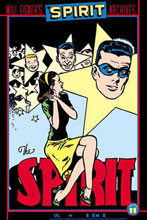 Image: Will Eisner's Spirit Archives Vol. 11 HC  - DC Comics