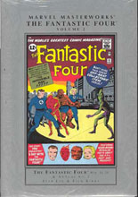 Image: Marvel Masterworks: Fantastic Four Vol. 02 HC  - Marvel Comics