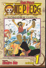 Image: One Piece Vol. 01: Romance Dawn SC  - Viz Media LLC