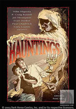 Image: Dark Horse Book of Hauntings HC  - Dark Horse Comics