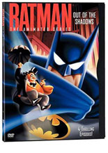 Image: Batman: The Animated Series - Out of the Shadows DVD  -