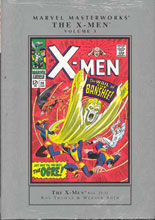 Image: Marvel Masterworks: X-Men Vol. 03 HC  - Marvel Comics
