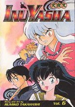 Image: Inuyasha Vol. 06 SC  - Viz Media LLC