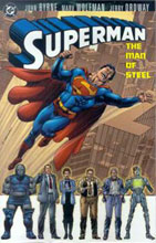 Image: Superman: The Man of Steel Vol. 02 SC  - DC Comics