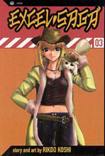 Image: Excel Saga Vol. 03 SC  - Viz Media LLC