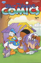 Image: Walt Disney's Comics & Stories #638 - Gemstone Publishing