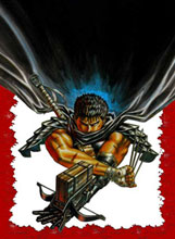 Image: Berserk Vol. 01: Black Swordsman SC  - Dark Horse Comics