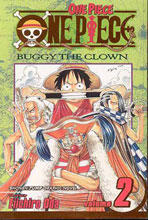 Image: One Piece Vol. 02: Buggy the Clown SC  - Viz Media LLC