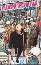Image: Transmetropolitan Vol. 09: The Cure SC  - DC Comics