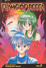 Image: Flame of Recca Vol. 03 SC  - Viz Media LLC